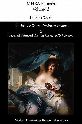 Delisle de Sales, 'th Tre D'Amour' & Baculard D'Arnaud, 'L'art de Foutre, Ou Paris Foutant' 9781907322433