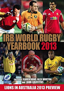 The Irb World Rugby Yearbook 2013 9781907637674