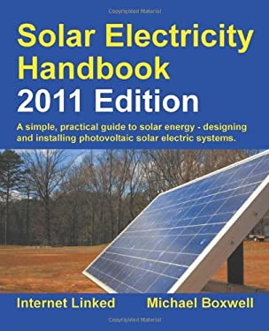 Solar Electricity Handbook 9781907670046