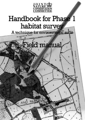 Handbook for Phase 1 Habitat Survey 9781907807244