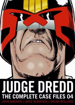 Judge Dredd: The Complete Case Files 04 9781907992537