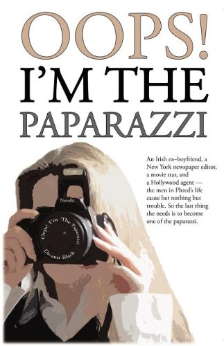 OOPS! I'm the Paparazzi 9781908072412