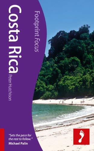 Footprint Focus Costa Rica 9781908206367