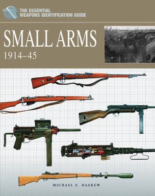 Small Arms 1914-45 9781908273758