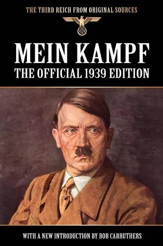 Mein Kampf - The Official 1939 Edition 9781908538680