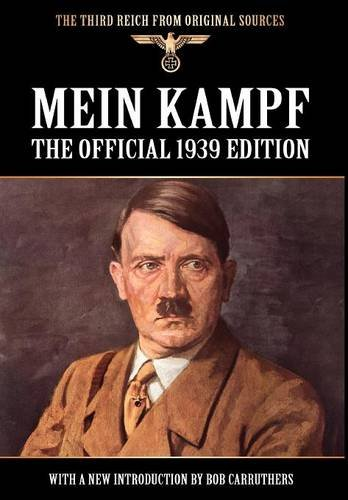 Mein Kampf - The Official 1939 Edition 9781908538697
