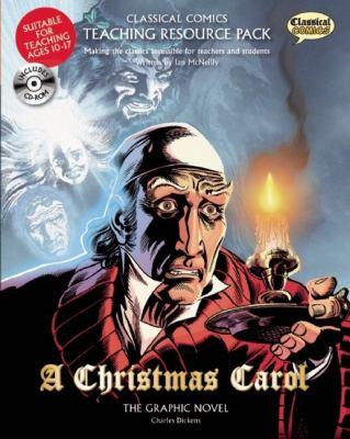 A Christmas Carol: The Graphic Novel [With CDROM] 9781906332570