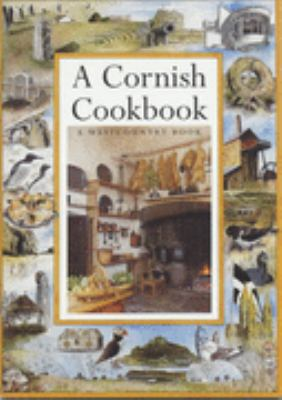 A Cornish Cookbook 9781903035221