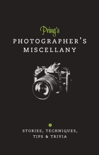 Pring's Photographers Miscellany. by Roger Pring