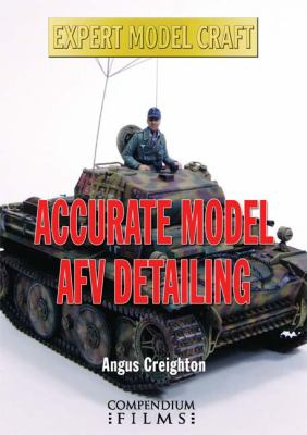 Accurate Model AFV Detailing 9781906347734