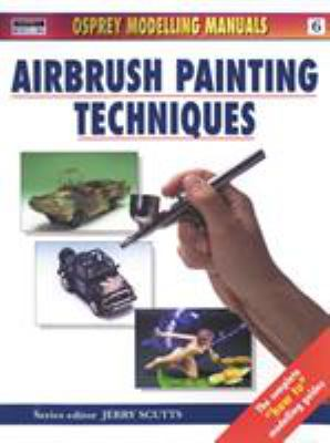 Airbrush Painting Techniques 9781902579221
