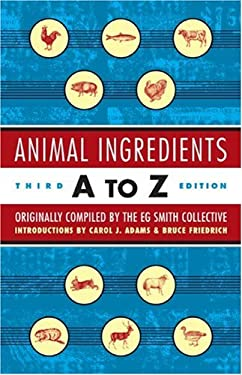 Animal Ingredients A to Z 9781902593814