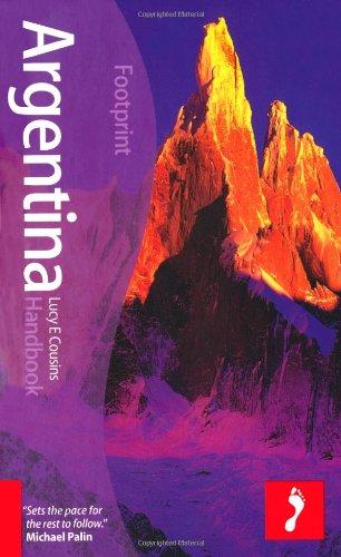 Footprint Argentina Handbook 9781907263132