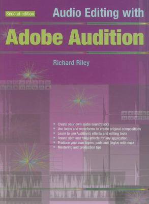 Audio Editing with Adobe Audition 9781906005030