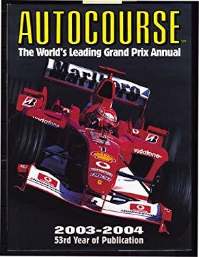 Autocourse 2003-2004 9781903135204