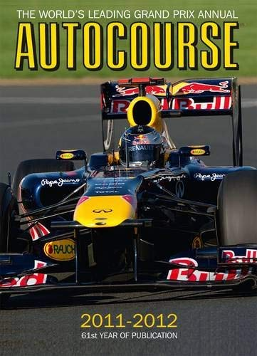 Autocourse: The World's Leading Grand Prix Annual 9781905334612