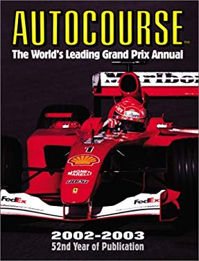 Autocourse: The World's Leading Grand Prix Annual 9781903135105