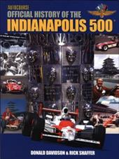 Autocourse Official History of the Indianapolis 500 7760059