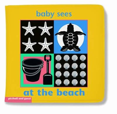 Baby Sees on the Beach 9781905503377