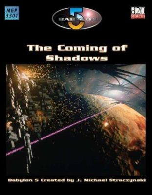 Babylon 5: Coming of the Shadows 9781904577188