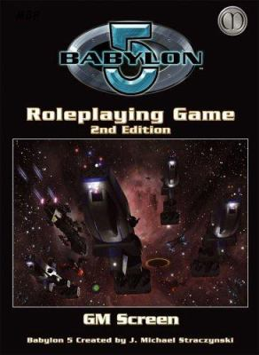 Babylon 5 RPG Cold Equation & GM Screen