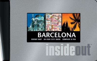 Barcelona Insideout City Guide [With CompassWith PenWith Popout Map] 9781904766452