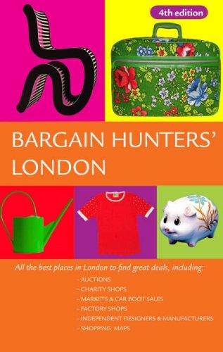 Bargain Hunters' London 9781902910277