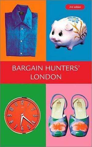 Bargain Hunters' London 9781902910154