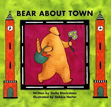 Bear about Town 9781902283579