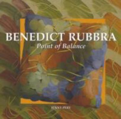 Benedict Rubbra: Point of Balance 9781906690021