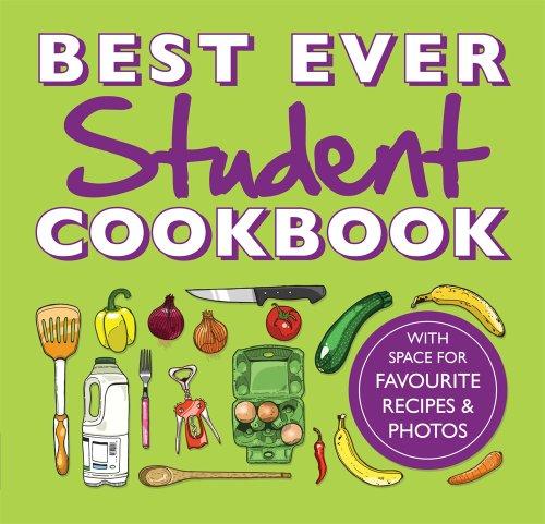 Best Ever Student Cookbook 9781903056349