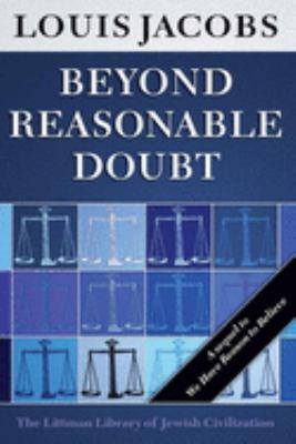 Beyond Reasonable Doubt 9781904113119