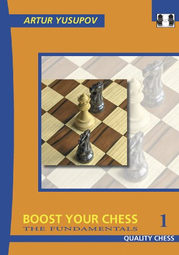 Boost Your Chess 1: The Fundamentals 9781906552404