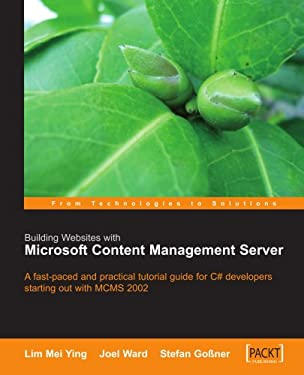 Building Websites with Microsoft Content Management Server 9781904811169
