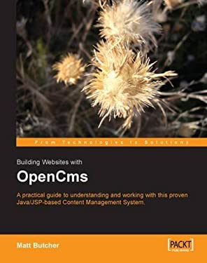 Building Websites with Opencms 9781904811046