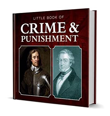CRIME PUNISHMENT LITTLE BOOK OF 9781909217249