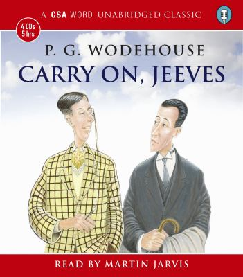 Carry on, Jeeves 9781904605188