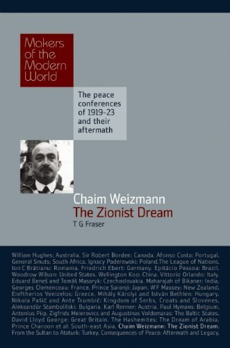 Chaim Weizmann: The Zionist Dream 9781905791675