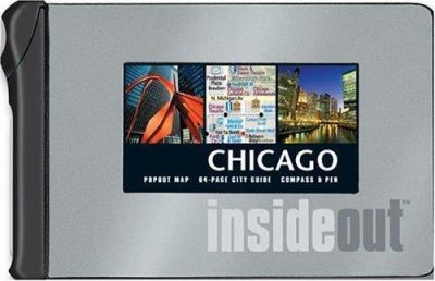 Chicago Insideout City Guide [With Lighted Pen and Map] 9781904766483
