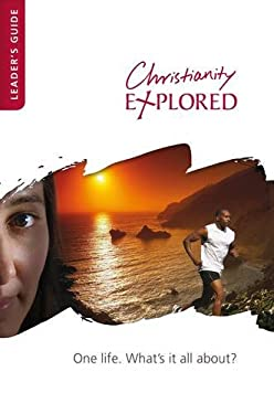 Christianity Explored - Leader's Guide 9781907377587