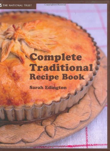 Complete Traditional Recipe Book 9781905400423