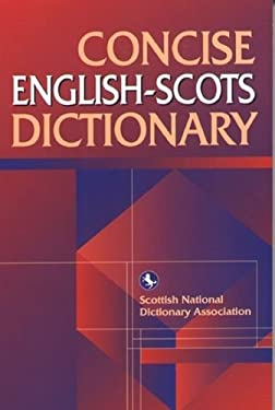 Concise English-Scots Dictionary 9781902930046