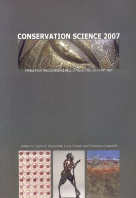 Conservation Science 2007 9781904982340