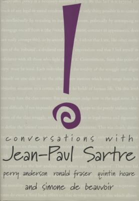 Conversations with Jean-Paul Sartre 9781905422012
