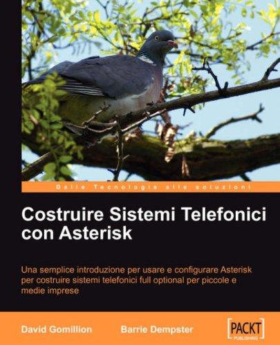 Costruire Sistemi Telefonici Con Asterisk 9781904811961