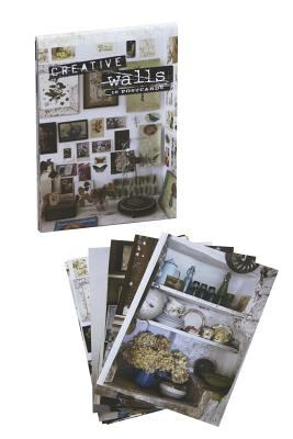 Creative Walls Postcard Book 10 Pack 9781908170705