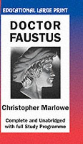 Doctor Faustus (Large Print) 9781903552179