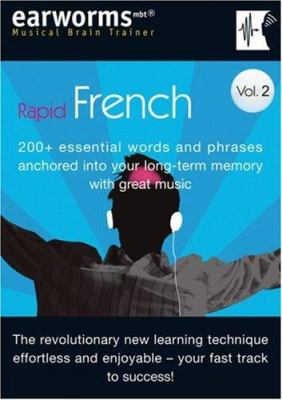 Earworms Rapid French, Volume 2 9781905443116