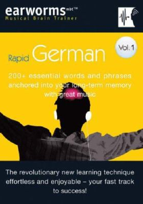 Earworms Rapid German 9781905443031