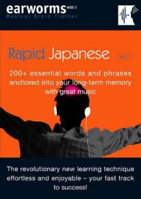Earworms Rapid Japanese 9781905443079